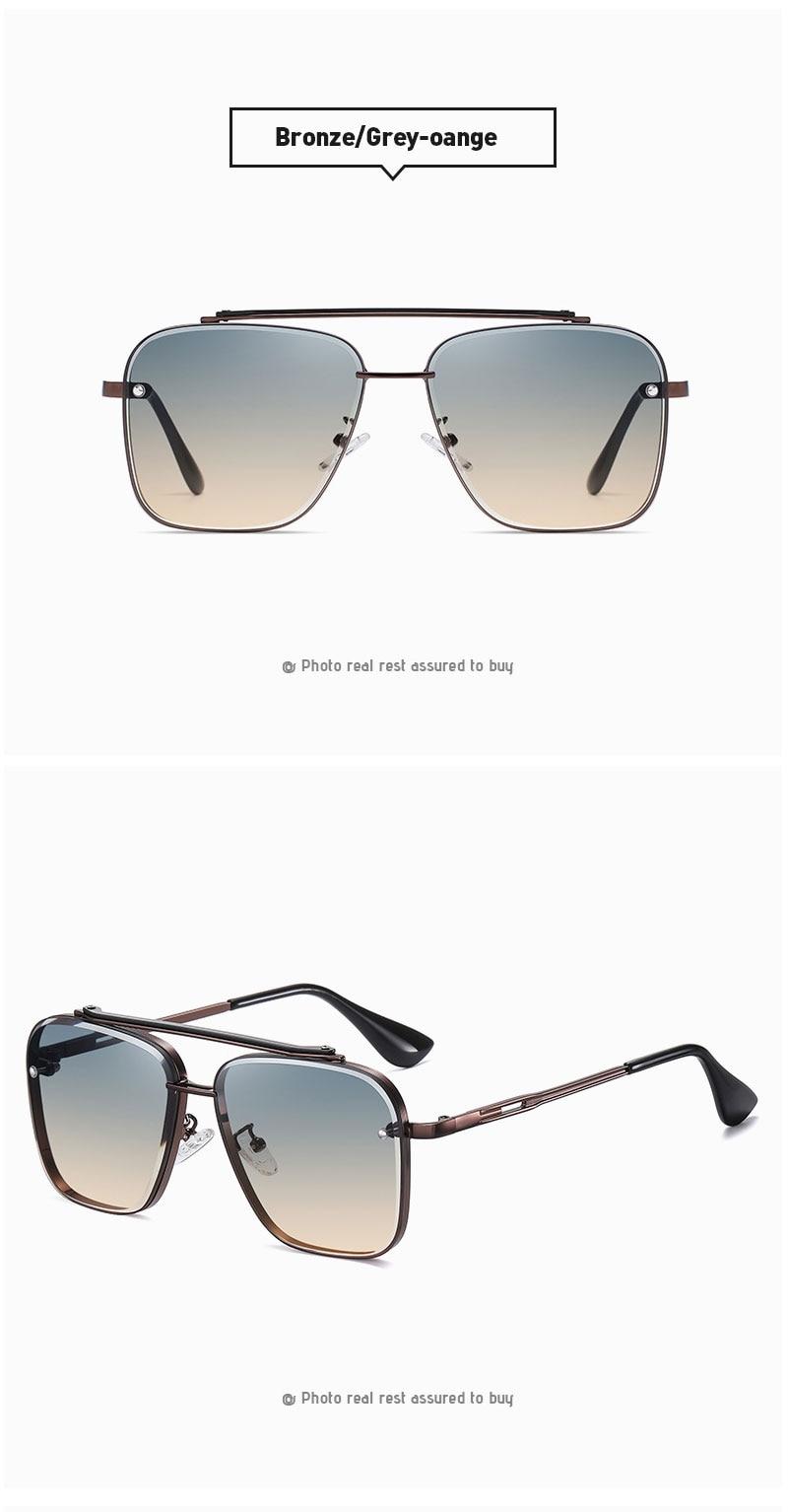 Anti-glare Polarized Sunglasses For Men